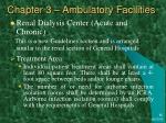 chapter 3 ambulatory facilities34
