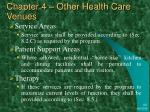 chapter 4 other health care venues13