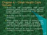 chapter 4 other health care venues23