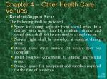chapter 4 other health care venues27