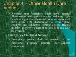 chapter 4 other health care venues38