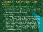chapter 4 other health care venues45