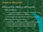 general hospitals1