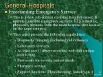 general hospitals10
