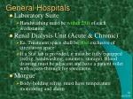 general hospitals11