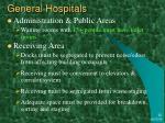 general hospitals12