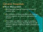 general hospitals13