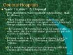 general hospitals14