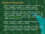 general hospitals16