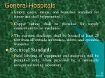 general hospitals21