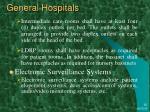 general hospitals22