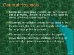 general hospitals23