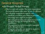 general hospitals6