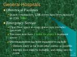 general hospitals8