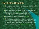 psychiatric hospitals7