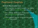 psychiatric hospitals8