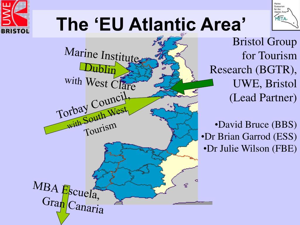 The 'EU Atlantic Area'