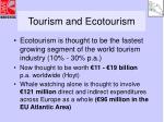 tourism and ecotourism9