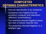 oomycetes defining characteristics2