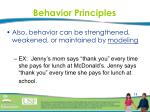behavior principles5
