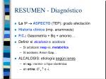resumen diagn stico