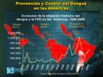 prevenci n y control del dengue en las am ricas