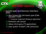 dkt3000 options1