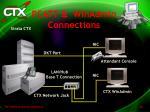 pcatt winadmin connections