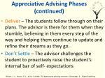 appreciative advising phases continued1