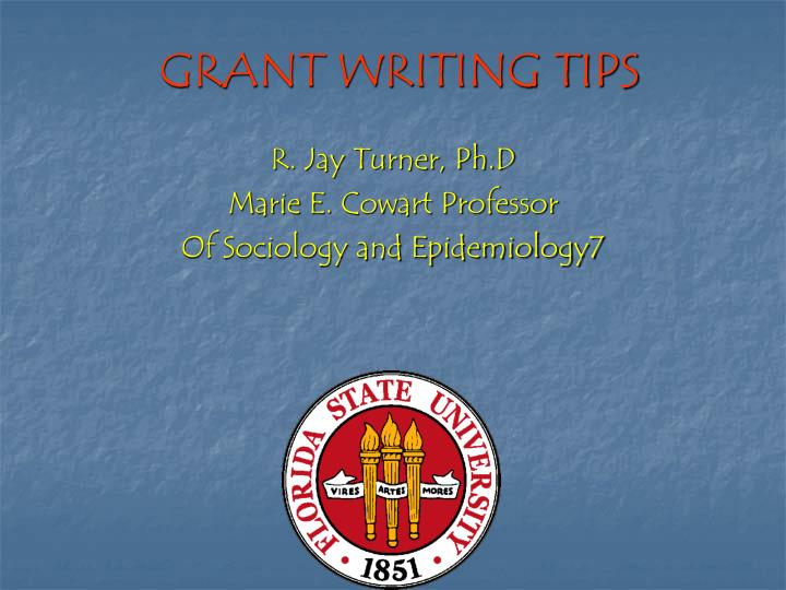 grant writing tips n.