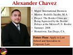 alexander chavez