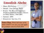 emodish abebe
