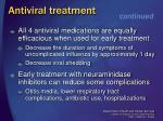 antiviral treatment1