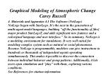 graphical modeling of atmospheric change carey russell6