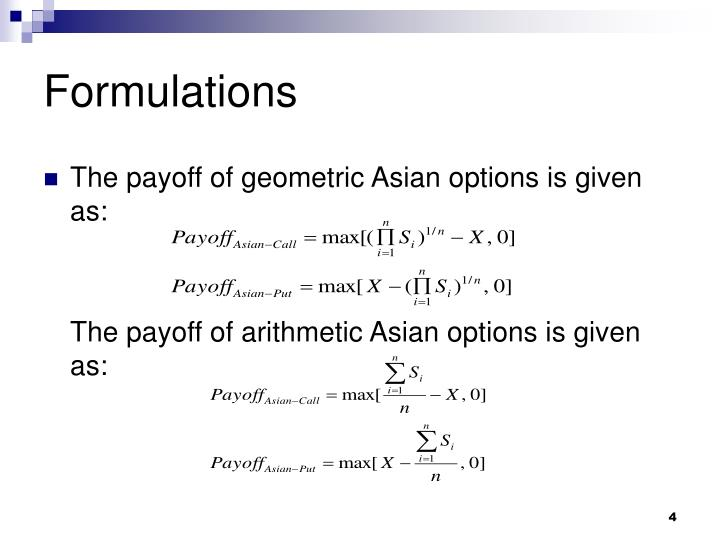 Something Asian call options all clear