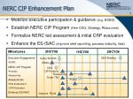 nerc cip enhancement plan