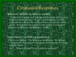 creationist responses3