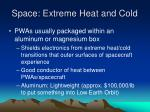 space extreme heat and cold2