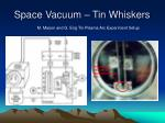 space vacuum tin whiskers3
