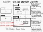 review package element visibility1