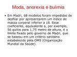 moda anorexia e bulimia