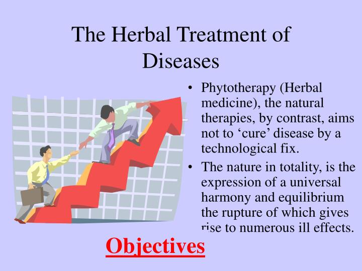 the herbal treatment of diseases n.