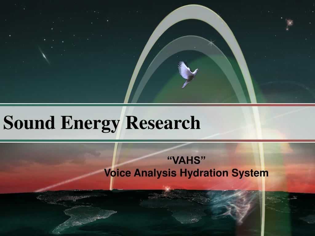 sound energy research l.