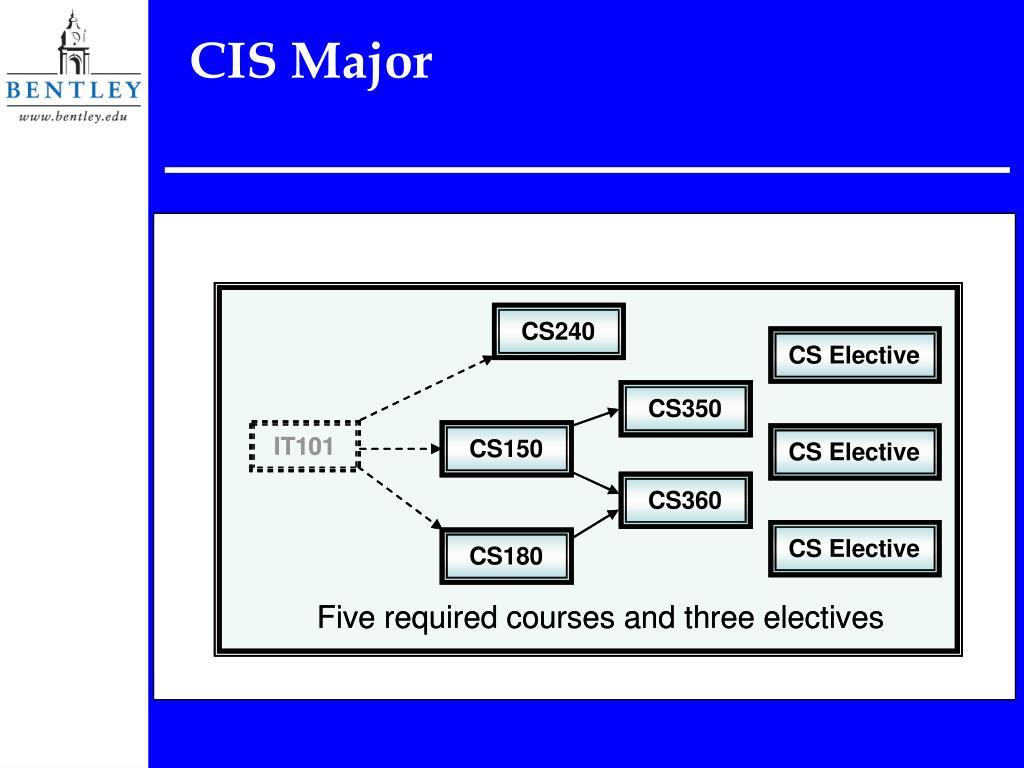 CIS Major
