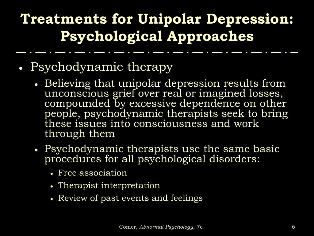 PPT - Treatments for Mood Disorders PowerPoint ...