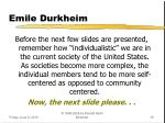 emile durkheim17