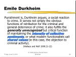 emile durkheim18