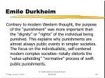 emile durkheim21