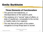 emile durkheim7