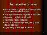 rechargeable batteries2